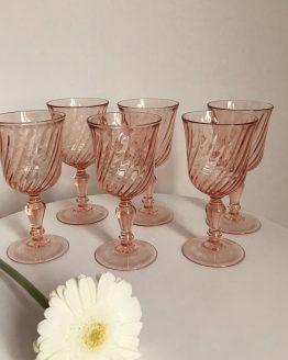 verres à vin ROSE luminarc ROSALINE
