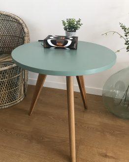 table tripode vintage années 60