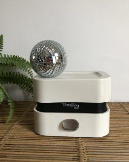 balance terraillon 2000 blanche