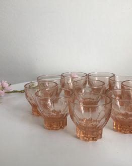 mini verres a liqueur