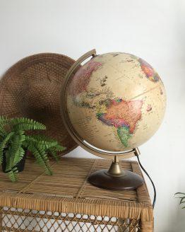 Globe terrestre lumineux Tecnodidattica